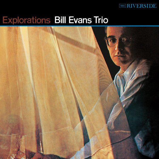 BILL EVANS TRIO EXPLORATIONS LP VINYL NEW 33RPM