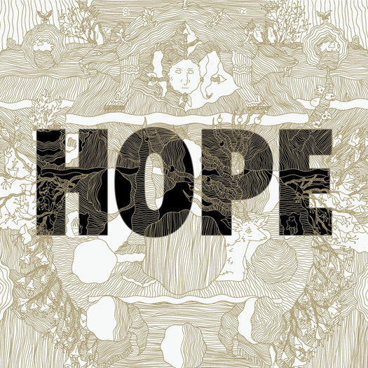 MANCHESTER ORCHESTRA HOPE LP VINYL NEW (US) 33RPM