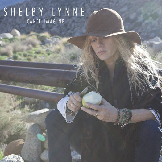 SHELBY LYNNE I CAN'T IMAGINE LP VINYL NEW (US) 33RPM