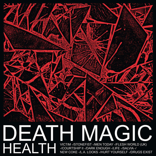 HEALTH DEATH MAGIC LP VINYL NEW 33RPM