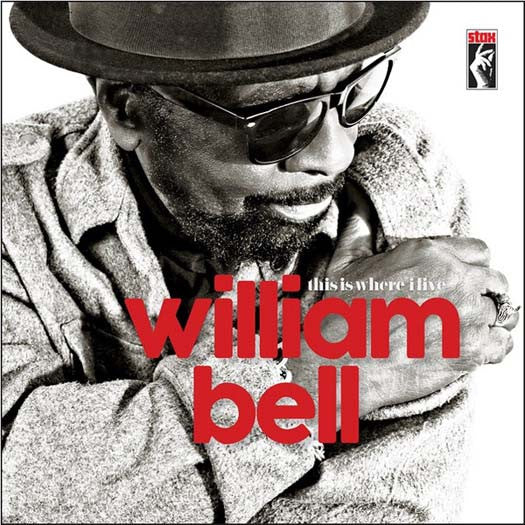 WILLIAM BELL This Is Where I Live Vinyl Vinyl NEW
