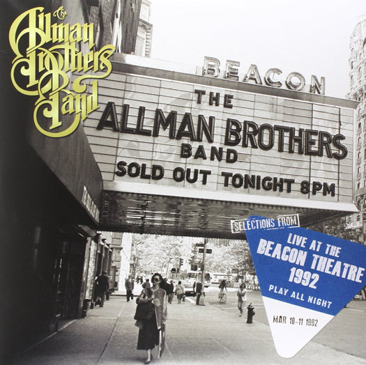ALLMAN BROTHERS BAND SELECTIONS FROM BEACON LP VINYL NEW (US) 33RPM