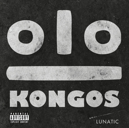 KONGOS LUNATIC LP VINYL NEW (US) 33RPM