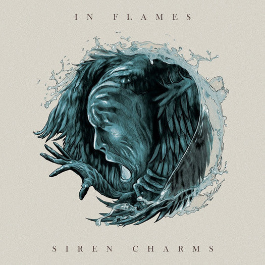 IN FLAMES SIREN CHARMS LP VINYL 33RPM NEW 2014