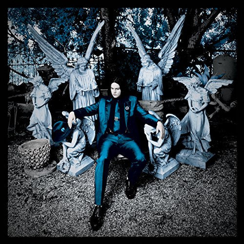 JACK WHITE LAZARETTO LP VINYL 33RPM NEW ULTRA LP VINYL