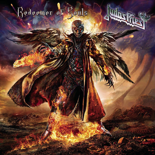 JUDAS PRIEST REDEEMER OF SOULS LP VINYL 33RPM NEW