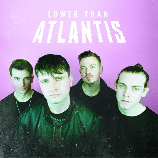 LOWER THAN ATLANTIS LOWER THAN ATLANTIS LP VINYL 33RPM NEW 2014