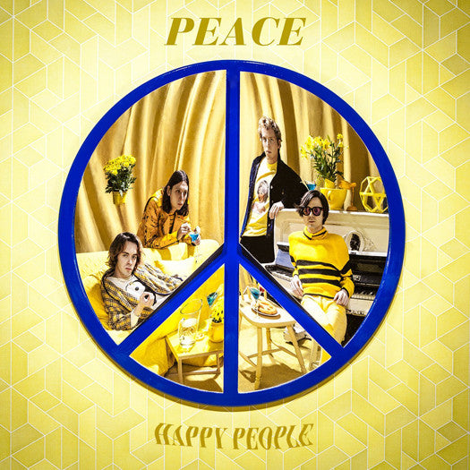 PEACE HAPPY PEOPLE LP VINYL NEW 33RPM 2015