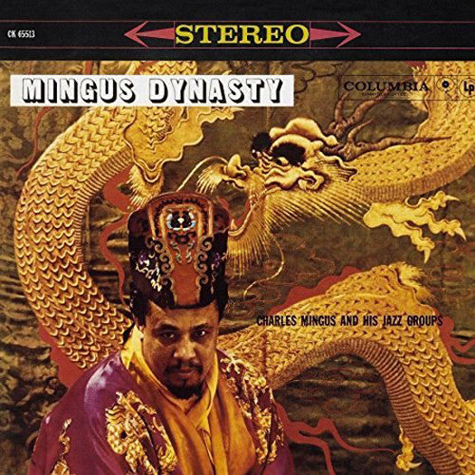 CHARLES MINGUS MINGUS DYNASTY LP VINYL NEW (US) 33RPM
