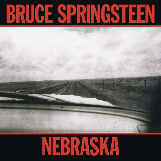 BRUCE SPRINGSTEEN NEBRASKA LP VINYL NEW 33RPM VINYL 2015 REMASTERED