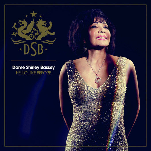 DAME SHIRLEY BASSEY HELLO LIKE BEFORE 2014 LP VINYL NEW 33RPM
