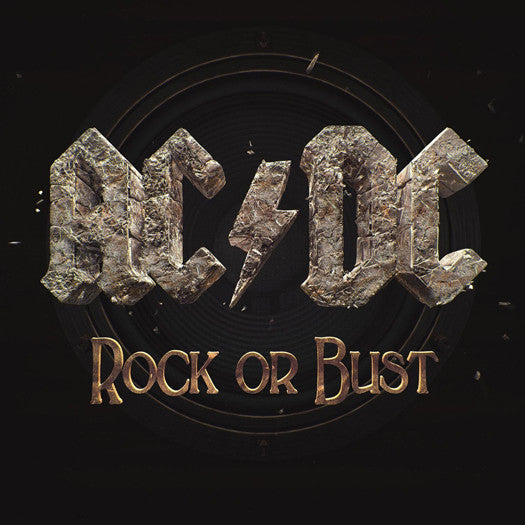 ACDC OR BUST 7 INCH VINYL SINGLE NEW 45RPM 45RPM