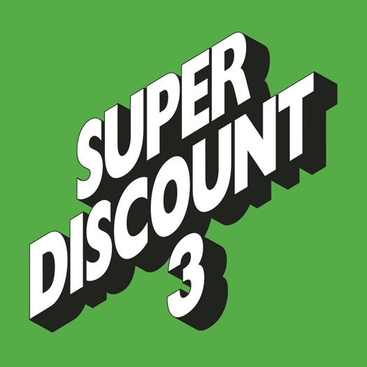 ETIENNE CRECY DE SUPER DISCOUNT 3 LP VINYL NEW 33RPM 2015