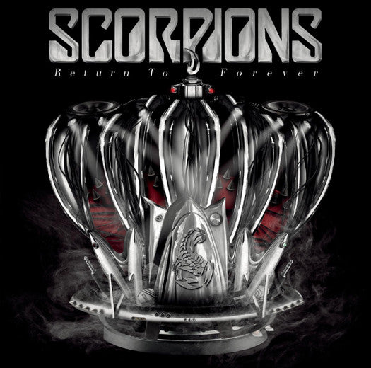 SCORPIONS RETURN TO FOREVER DOUBLE LP VINYL NEW 33RPM