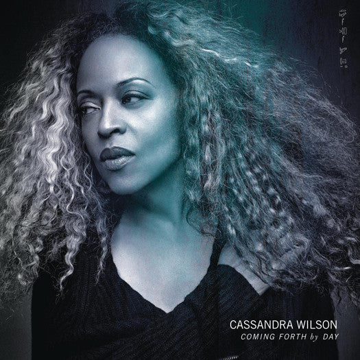 CASSANDRA WILSON COMING FORTH BY DAY LP VINYL NEW (US) 33RPM