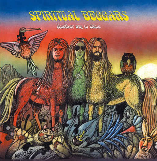 SPIRITUAL BEGGARS ANOTHER WAY TO SHINE LP VINYL NEW 2015 REMASTER CD INC
