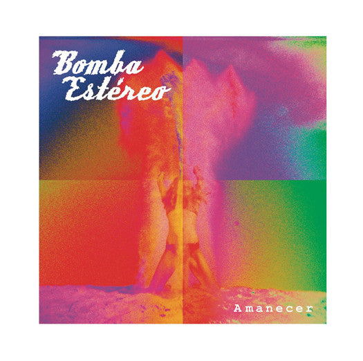 BOMBA ESTEREO AMANECER LP VINYL NEW (US) 33RPM COLOURED
