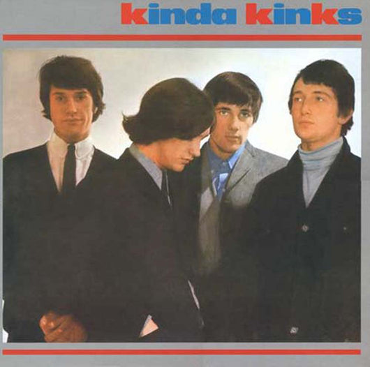 Kinks The Kinda Kinks Vinyl LP Brand New 2015