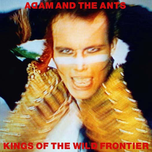 ADAM & THE ANTS KINGS OF THE WILD FRONTIER LP Vinyl NEW