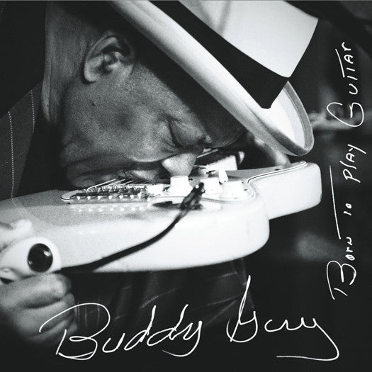 BUDDY GUY BORN TO PLAY GUITAR LP VINYL NEW (US) 33RPM