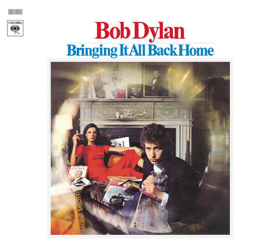 Bob Dylan BRINGING IT ALL BACK HOME LP Vinyl NEW