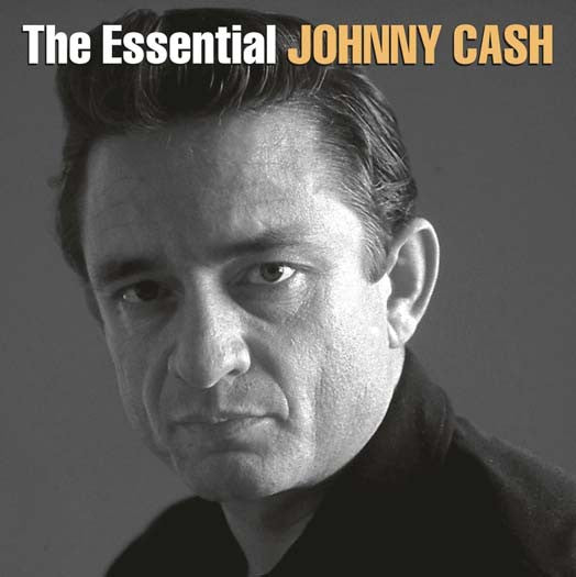 Johnny Cash ESSENTIAL JOHNNY CASH LP Vinyl NEW