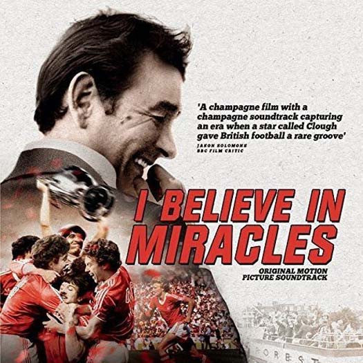 I BELIEVE IN MIRACLES ORIGINAL SOUNDTRACK LP VINYL NEW 33RPM