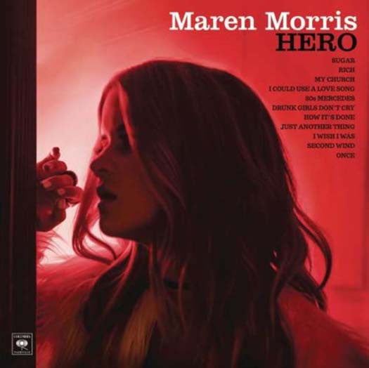 MAREN MORRIS Hero LP Vinyl NEW