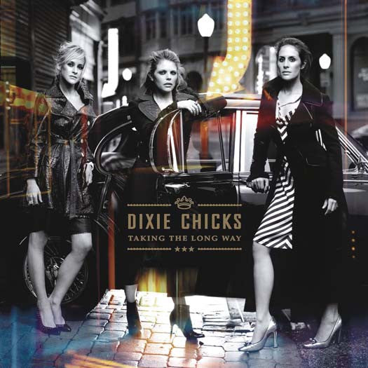 DIXIE CHICKS TAKING THE LONG WAY 2 LP VINYL NEW 33RPM