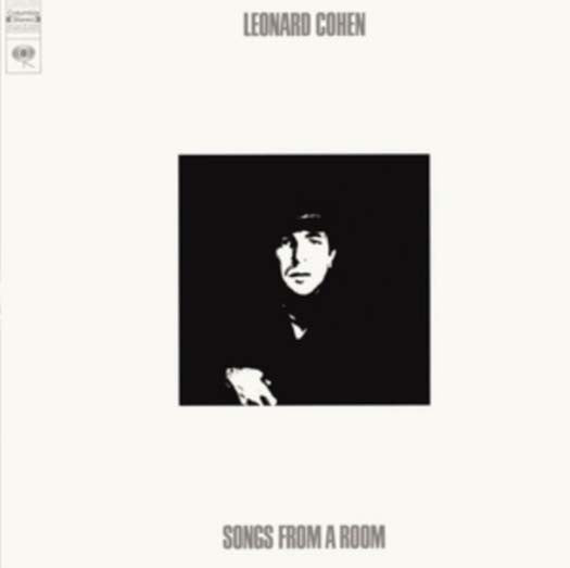 LEONARD COHEN SONGS FROM A ROOM LP VINYL NEW