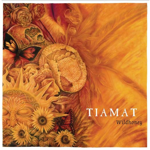 TIAMAT WILDHONEY LP VINYL NEW 33RPM