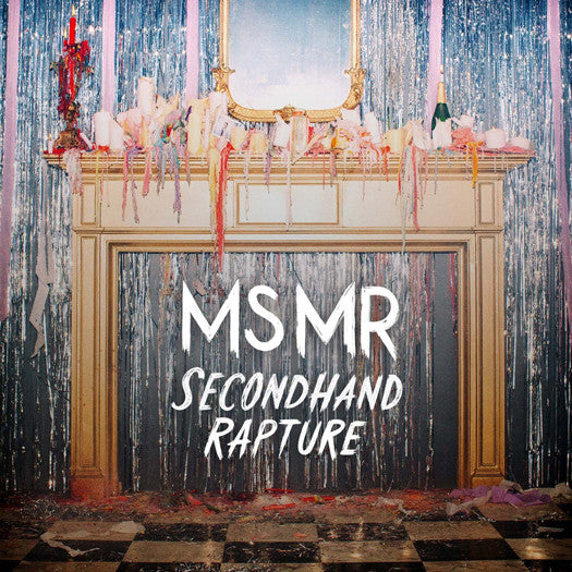 MS MR SECONDHAND RAPTURE LP VINYL NEW (US) 33RPM