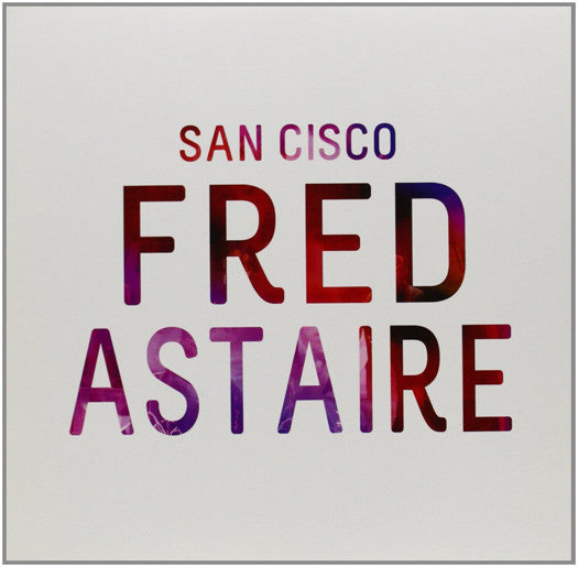 SAN CISCO FRED ASTAIRE 7