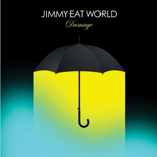 JIMMY EAT WORLD DAMAGE LP VINYL 33RPM NEW