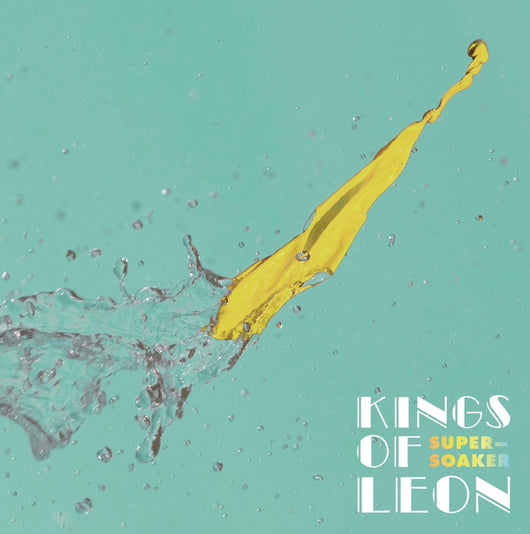 KINGS OF LEON SUPERSOAKER 7INCH VINYL SINGLE NEW 45RPM