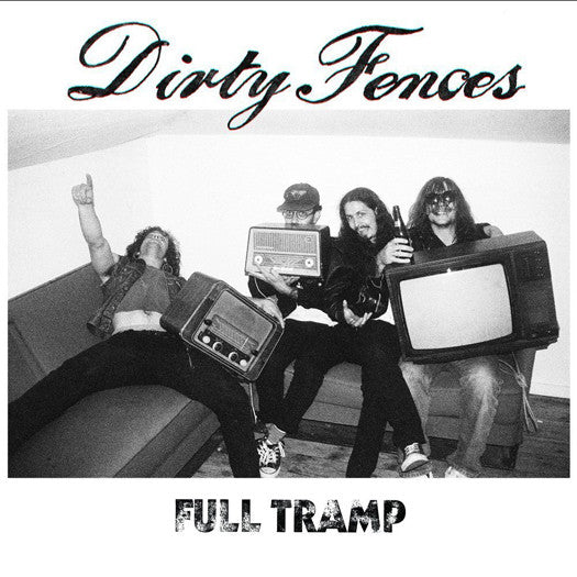 DIRTY FENCES FULL TRAMP LP VINYL NEW (US) 33RPM