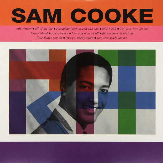 SAM COOKE HIT KIT LP VINYL NEW (US) 33RPM