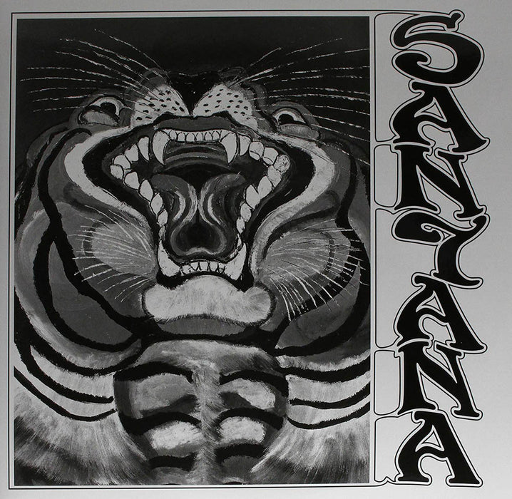 Santana Tigers Head Double Vinyl LP New 2018