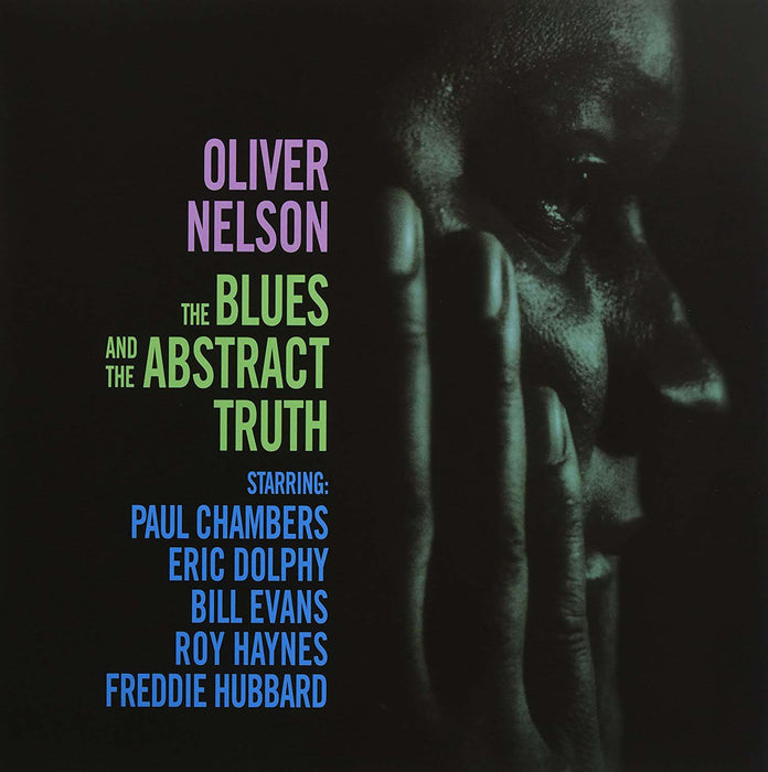 OLIVER NELSON The Blues And The Abstract Truth LP Vinyl NEU 2017