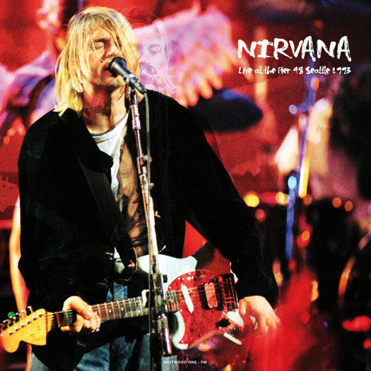NIRVANA LIVE AT THE PIER  SEATTLE 1993 LP VINYL NEW 33RPM