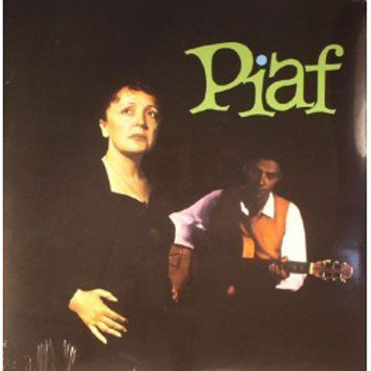EDITH PIAF PIAF LP VINYL NEW 33RPM