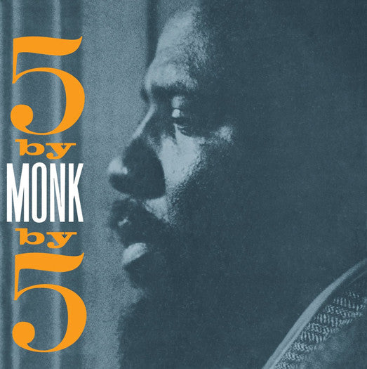 THELONIOUS MONK 5 BY 5 BY MONK LP VINYL NEW (US) 33RPM
