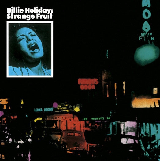 HOLIDAY BILLIE STRANGE FRUIT LP VINYL NEW 33RPM