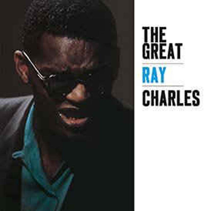 THE GREAT Ray Charles LP Vinyl NEW