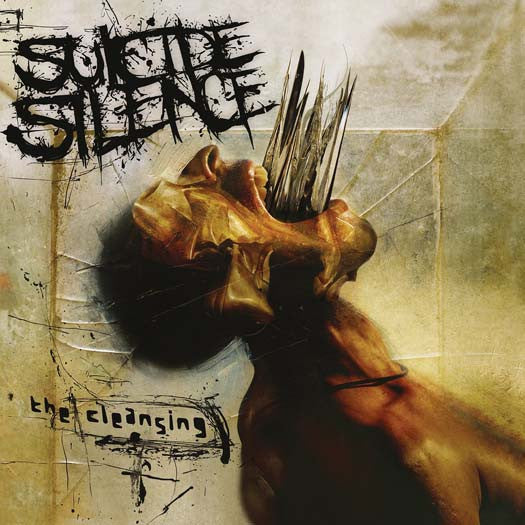 SUICIDE SILENCE THE CLEANSING LP VINYL NEW 33RPM