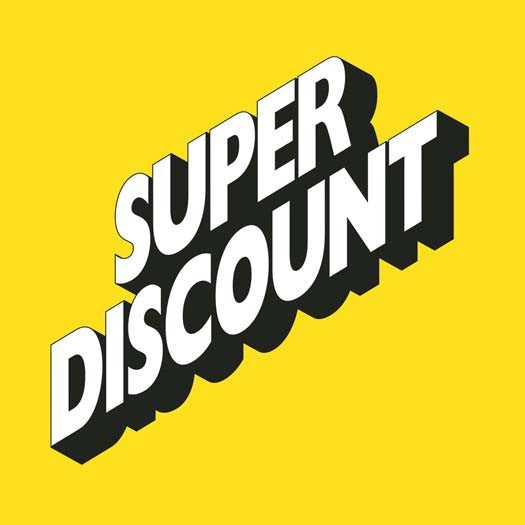ETIENNE DE CRECY SUPER DISCOUNT 1 LP VINYL NEW 33RPM RSD 2016