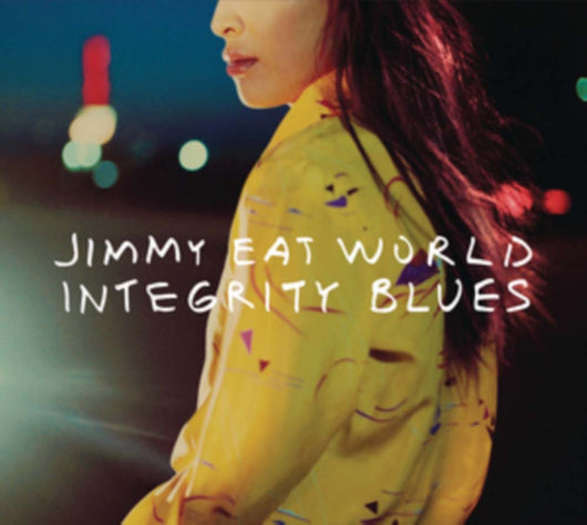 JIMMY EAT WORLD Integrity Blues LP Vinyl NEW