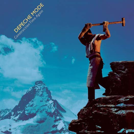 DEPECHE MODE Construction Time Again LP Vinyl NEW