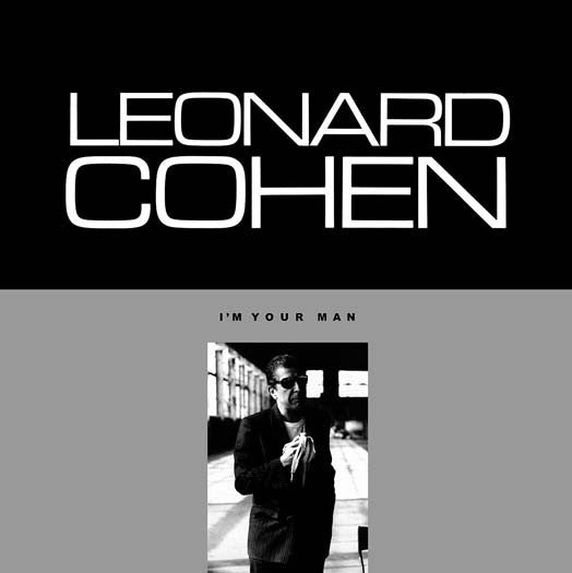 LEONARD COHEN I'm Your Man LP Vinyl NEW