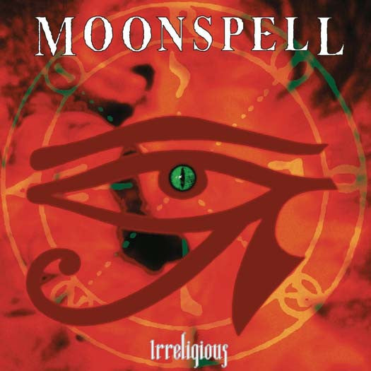 MOONSPELL Irreligious LP Vinyl Reissue & CD NEW 2016